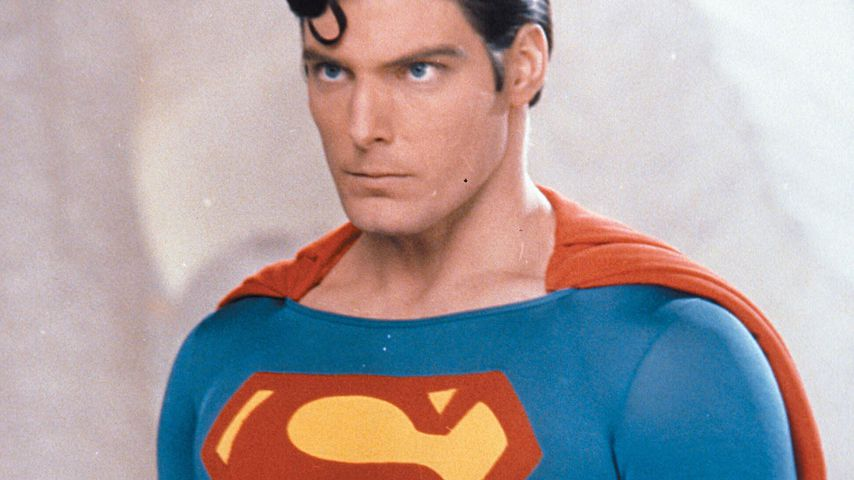 Christopher Reeve als Superman 1980