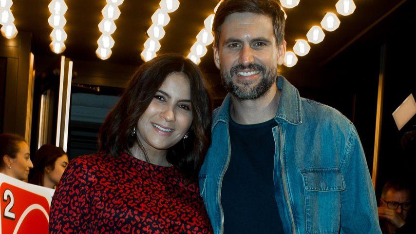 Chryssanthi Kavazi und ihr Mann Tom Beck