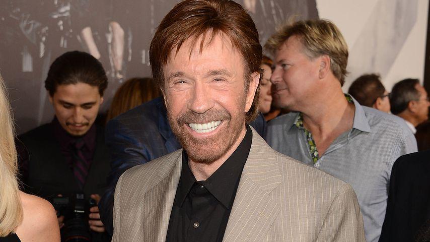 Unglaublich! Chuck Norris hat NICHT immer recht