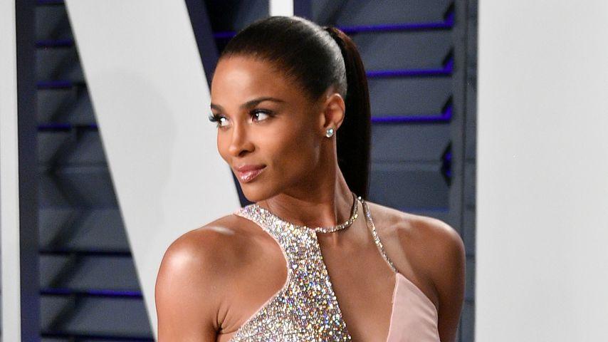 Ciara bei der Vanity Fair Oscar Party 2019