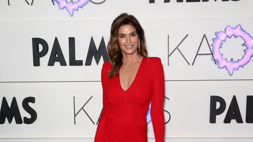 Cindy Crawford im April 2019 in Las Vegas