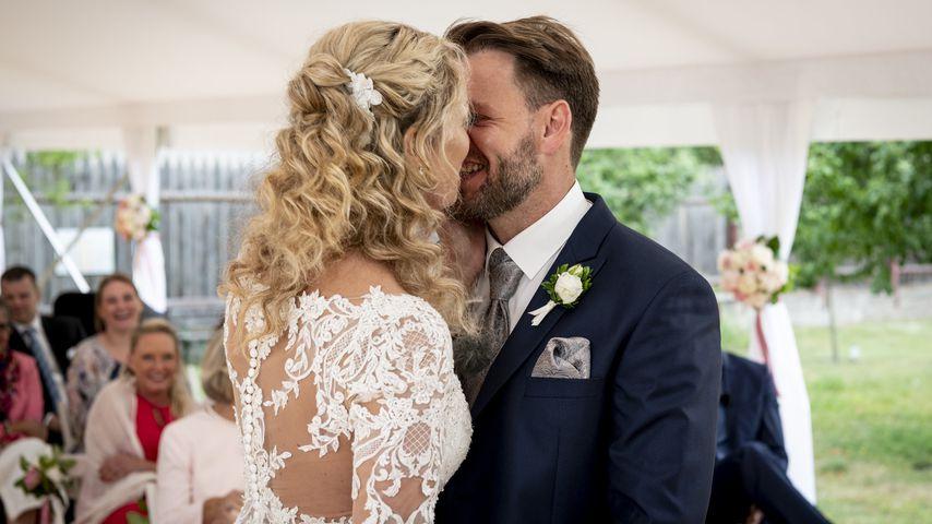 """""""Hochzeit auf ersten Blick""""-Alex über ersten Kuss mit Cindy"""
