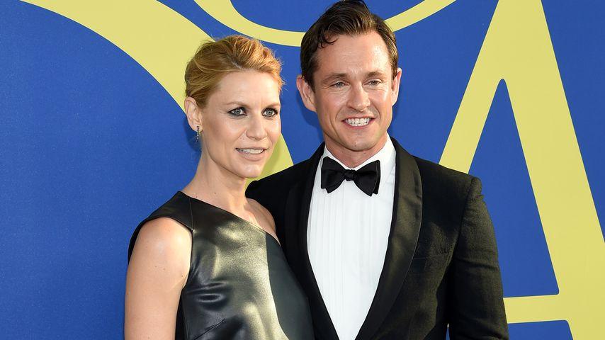 """Selten süß: """"Homeland""""-Claire mit Hugh & XXL-Babybauch!"""
