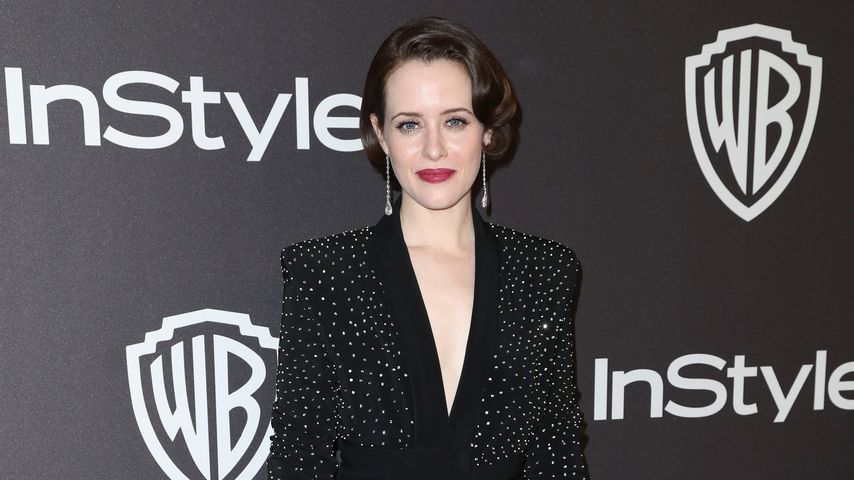 Claire Foy bei der Golden Globes After-Show-Party 2019