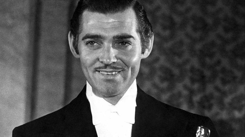 Clark Gable bei der Oscarverleihung 1935