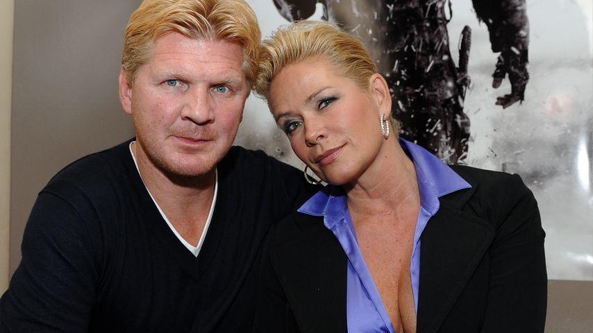 Zarte Annäherung bei Claudia & Stefan Effenberg?
