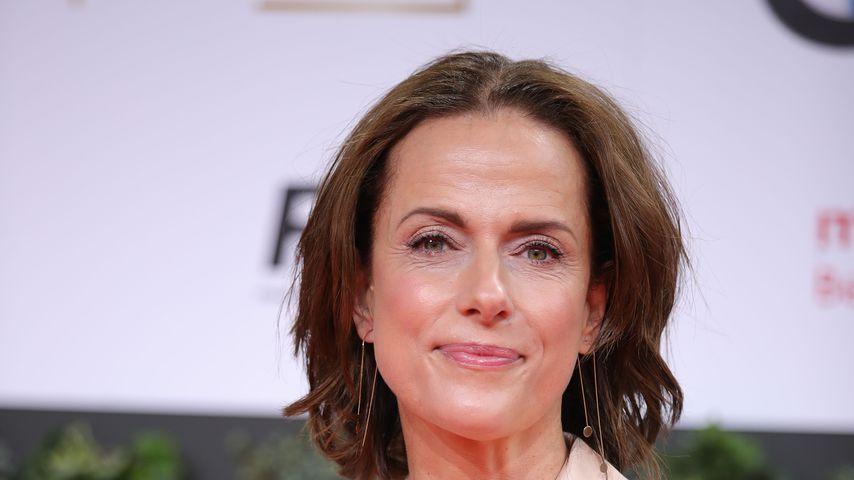 Claudia Michelsen beim Deutschen Filmpreis, 2019