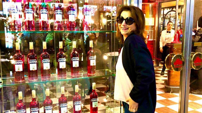 Claudia Obert im Februar 2021
