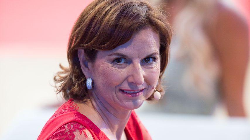 Claudia Obert, TV-Star