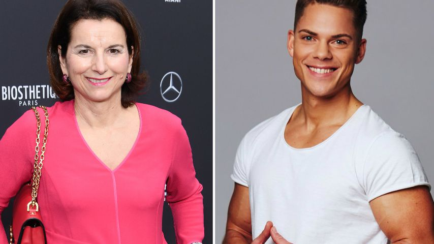 Wilder Sex-Talk: So heiß flirteten Claudia Obert und Cedric