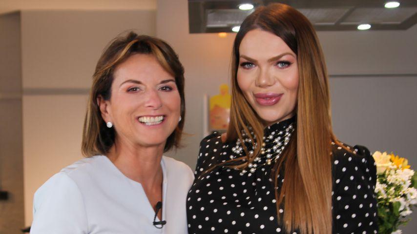 Insta-Crashkurs: Mademoiselle Nicolette stolz auf Frau Obert