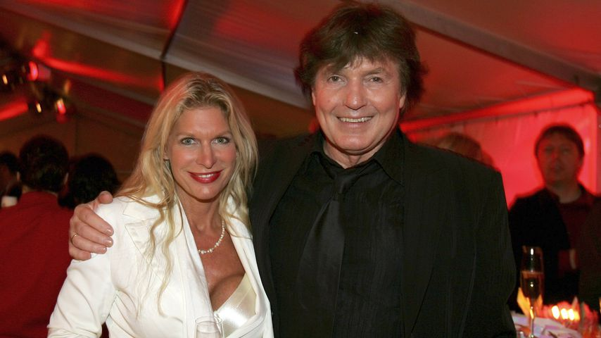 Ex-Frau Claudia Roberts und Chris Roberts