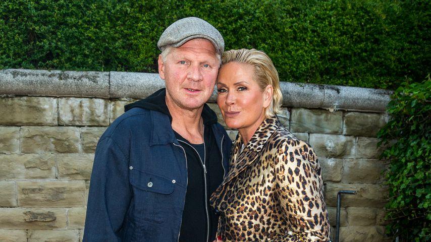 Stefan und Claudia Effenberg im Mai 2017