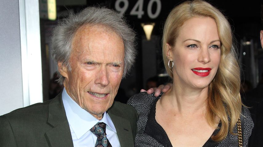 "Clint Eastwood und Alison Eastwood auf der ""The Mule""-Premiere in Los Angeles"