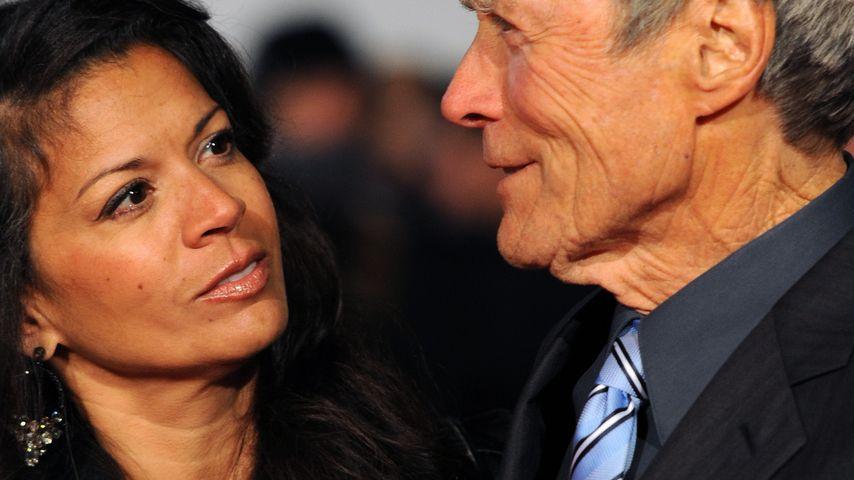 Dina Eastwood und Clint Eastwood