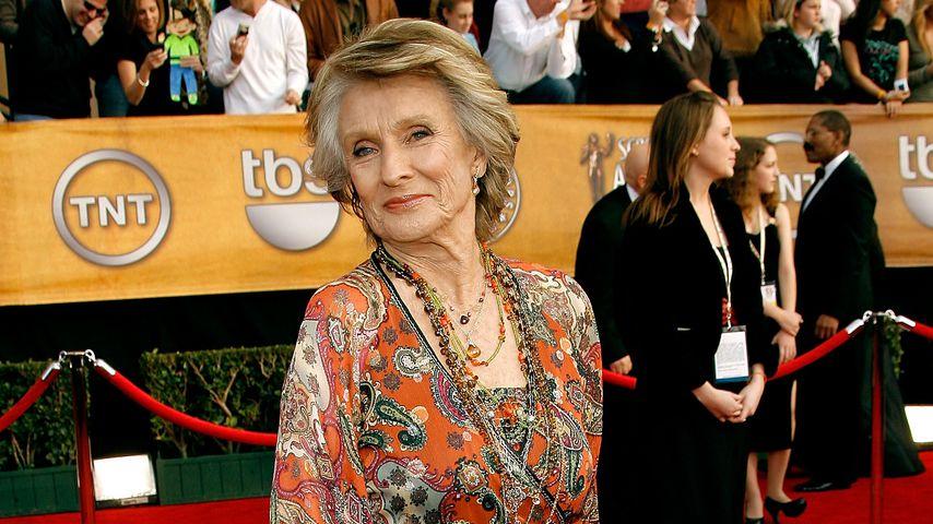 Cloris Leachman bei den Screen Actors Guild Awards, 2007