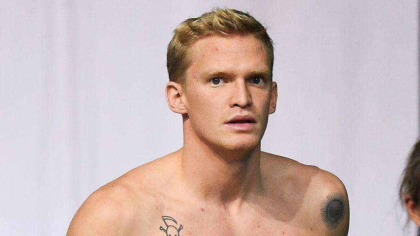 Cody Simpson im Aquatic & Leisure Centre in Adelaide