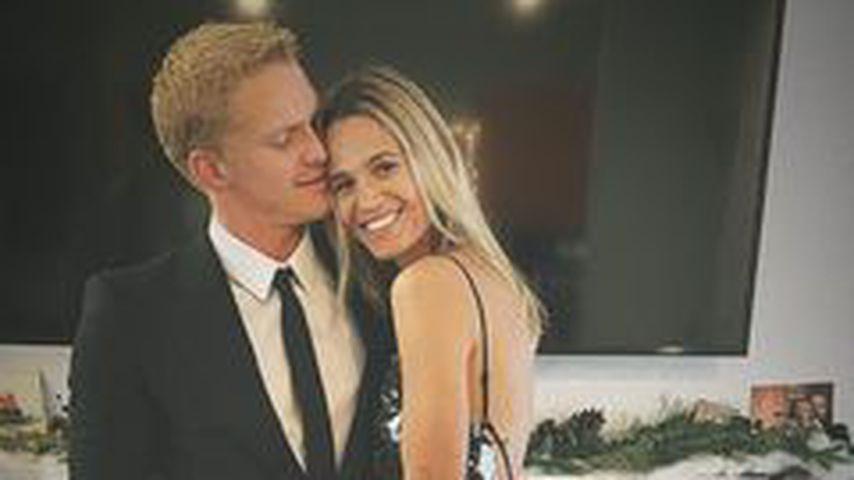Cody Simpson und Marloes Stevens im Dezember 2020