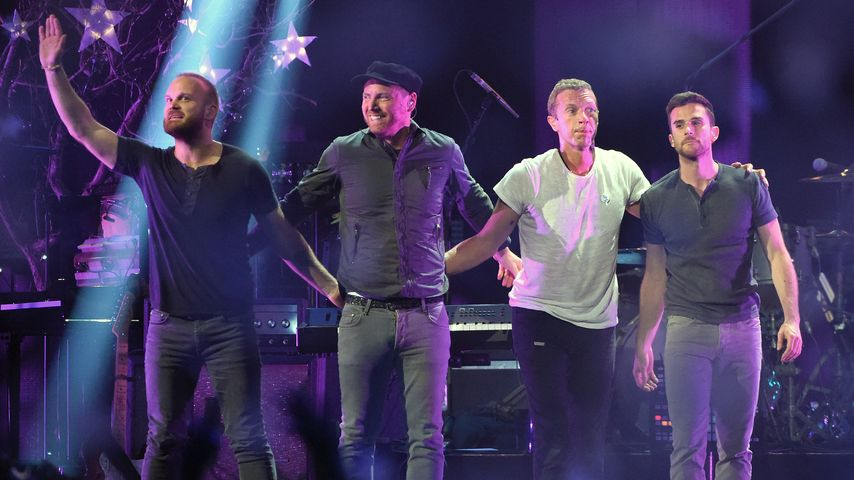 Indie-Schocker! Gehen Coldplay in Musik-Rente?