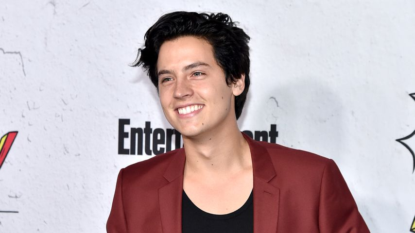 Cole Sprouse bei der Entertainment Weekly Comic-Con Party 2017