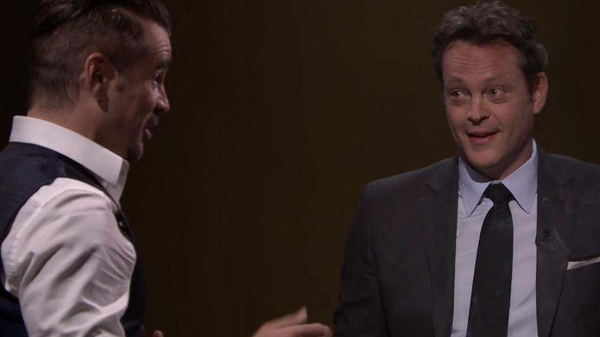 Nach Mord-Verdacht: Vince Vaughn hat Angst vor Colin Farrell