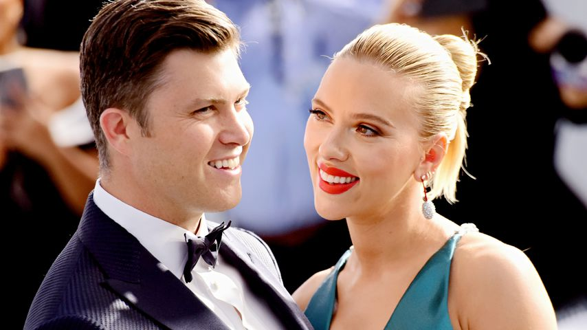 So gut läuft es in Scarlett Johanssons Ehe mit Colin Jost