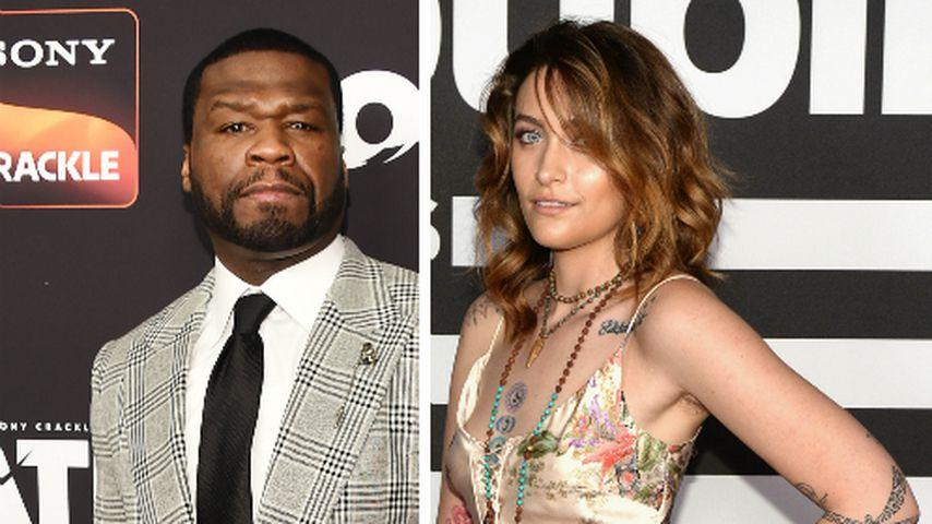 Wegen Michael: Paris Jackson und 50 Cent zoffen sich im Netz