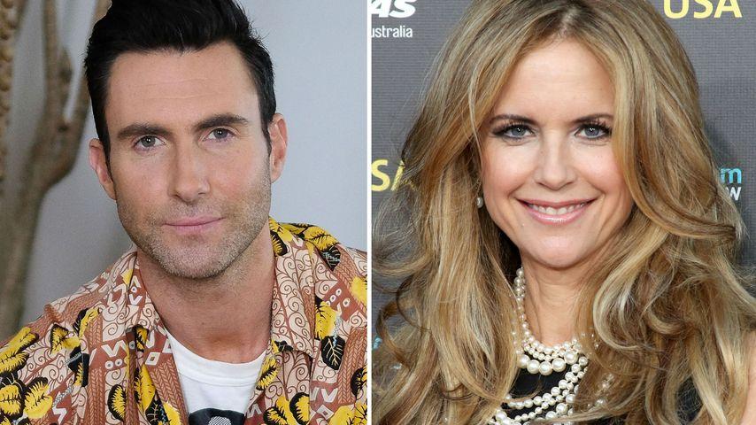 """She Will Be Loved"": Adam Levine trauert um Kelly Preston"