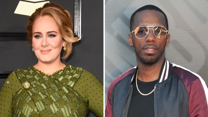 Romanze bestätigt? Adele und Rich Paul kuschelnd auf Date