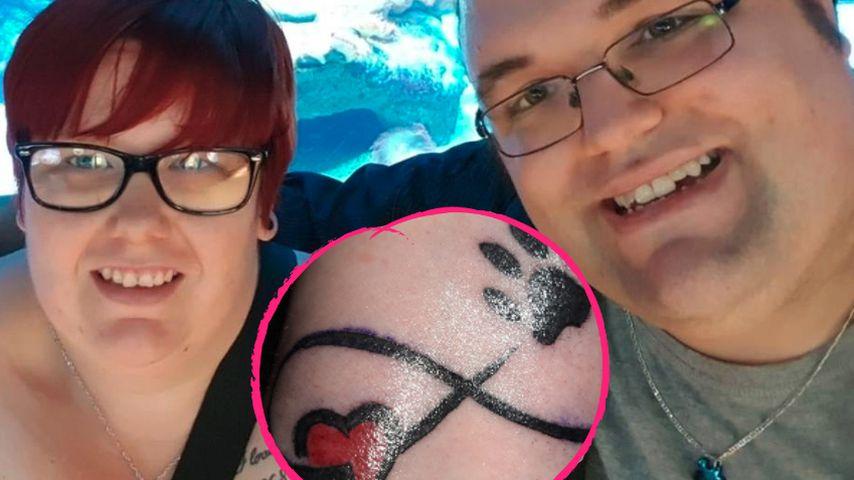 Schwiegertochter-Ingos Annika trägt jetzt ein Liebes-Tattoo