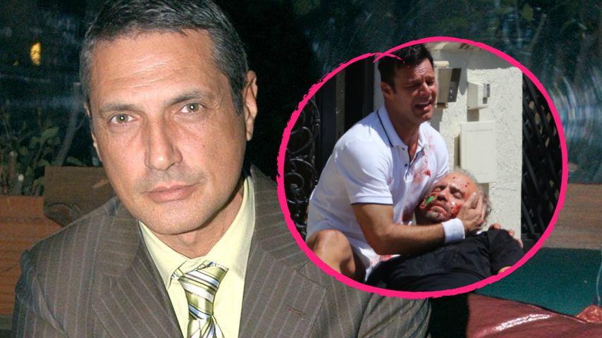 """""""Lächerlich"""": Gianni Versaces Ex kritisiert Mord-Verfilmung!"""
