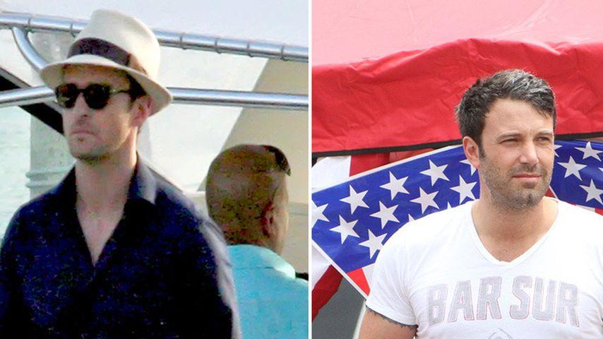 Ben Affleck & Justin Timberlake: Neuer Film!