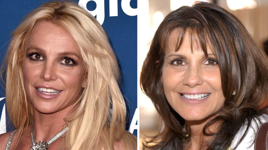 """""""Um Hilfe angefleht"""": Britney Spears wollte Mama-Support"""