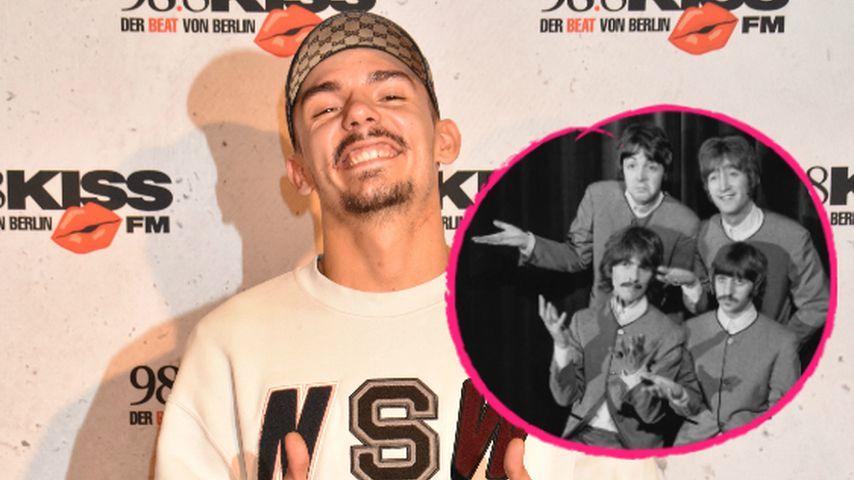 Offiziell: Capital Bra überholt Chart-Rekord der Beatles!