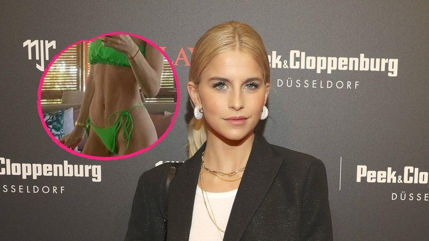 Kein Gramm Fett: Caro Daur zeigt Hardcore-Sixpack im Bikini