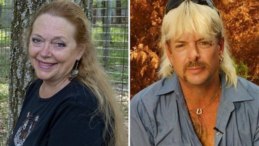 Feindin Carole besitzt seinen Zoo: Jetzt spricht Joe Exotic