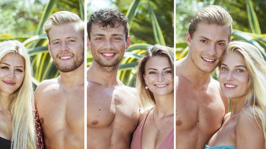 """Neu gemischt: Das sind die neuen Couples bei """"Love Island"""""""