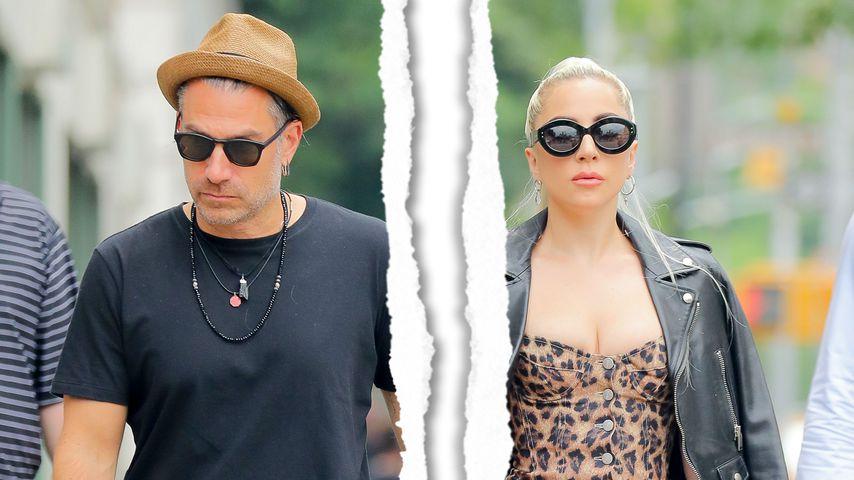 Lady Gaga ist nicht mehr verlobt - Trennung von Christian Carino?