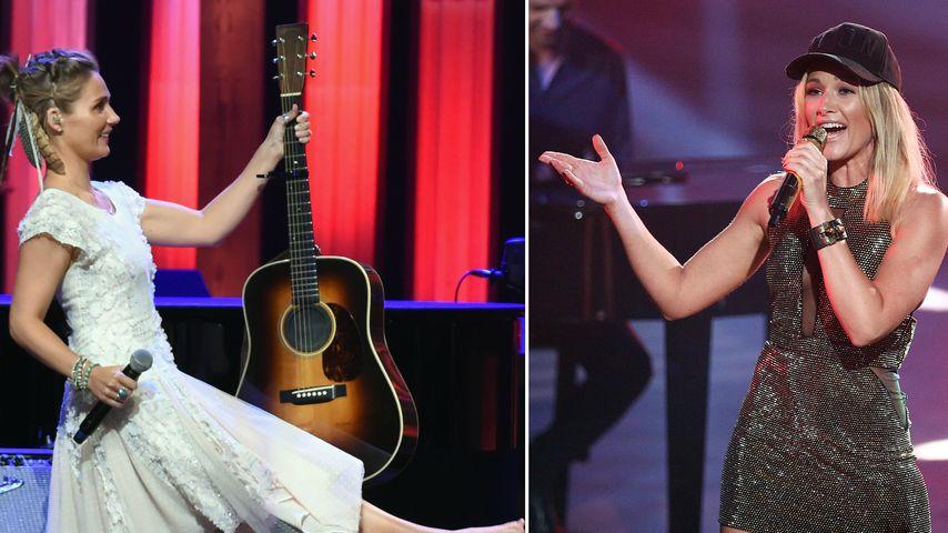 """""""Wie Taylor Swift"""": """"Nashville""""-Star über Gig mit Helene!"""