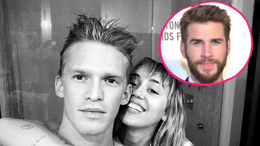 Angebliche Trennung von Cody: Will Miley zurück zu Liam?