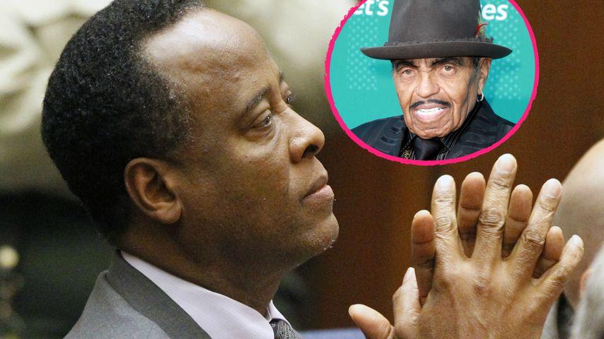 """Jacksons sauer: Michaels Arzt nennt Joe (†) """"miesen Vater"""""""
