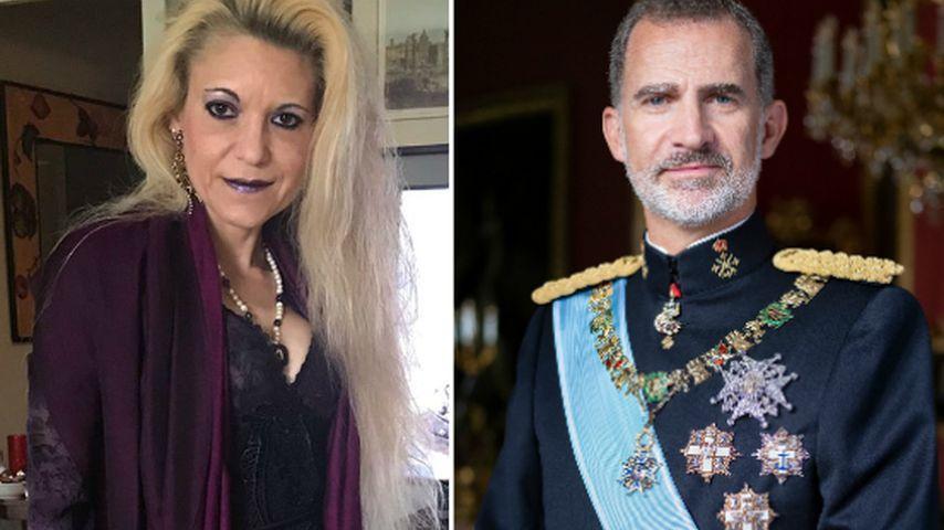 Mit 44 Jahren: Verwandte von König Felipe stirbt nach Unfall