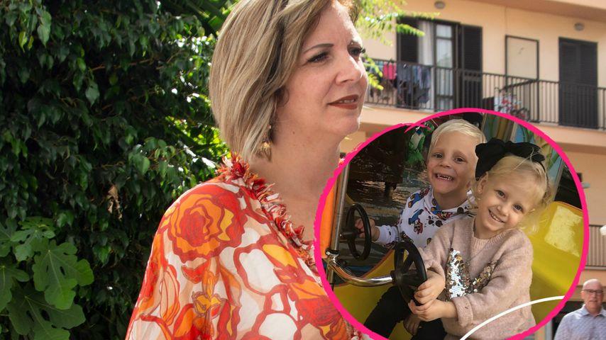 Richtig süß: Danni Büchner teilt neue Fotos von ihren Twins