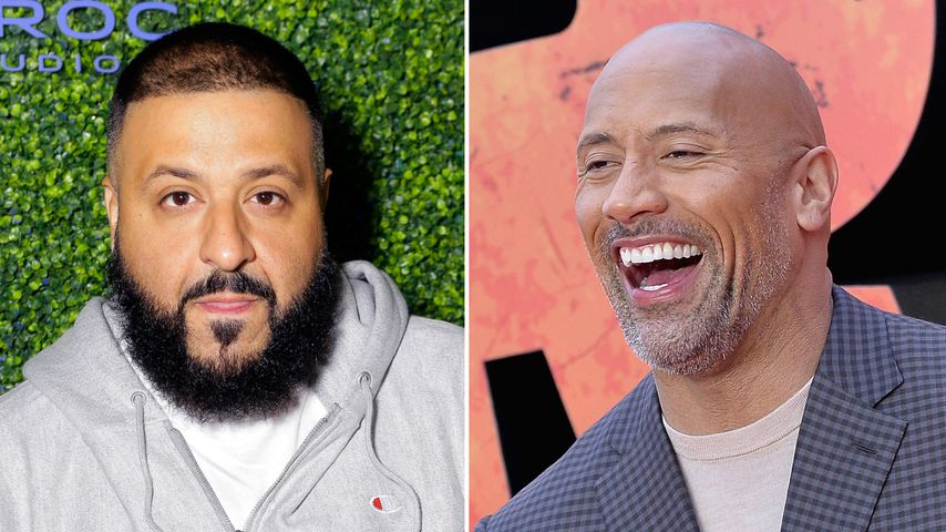 "Nach Oral-Eklat um DJ Khaled: ""The Rock"" kontert mit Humor!"