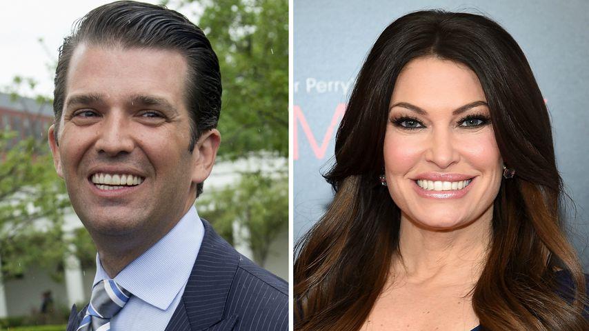 Seine Scheidung läuft noch: Trump Jr. datet Ex-Dessous-Model