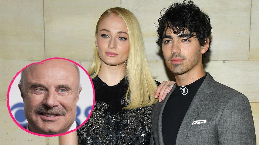 Wie Diplo: Verrät Gast Sophie & Joe Jonas' Hochzeitsdatum?