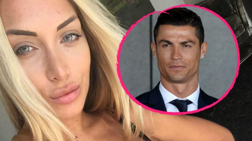 Eine Nacht mit Ronaldo-Ex: Elisa bei Escort-Service buchbar!