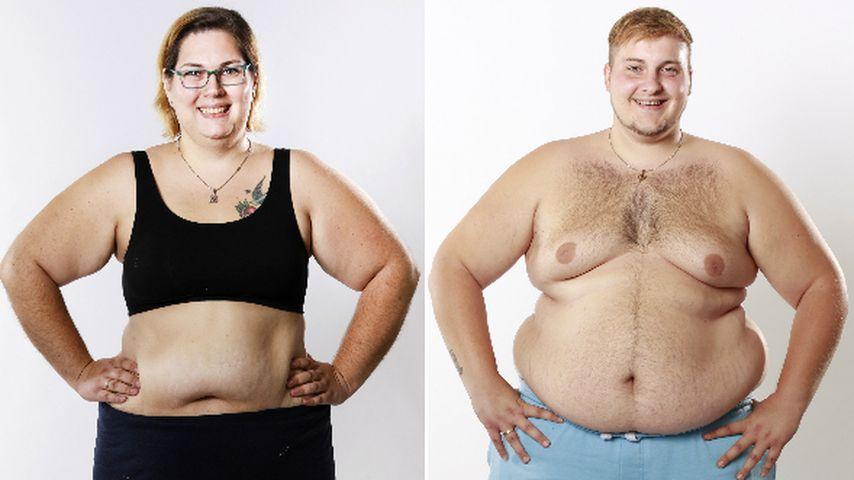 """Ehepaar bei """"The Biggest Loser"""": Schlank fürs Baby!"""