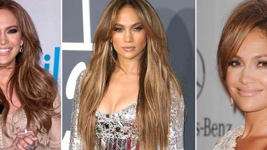 Welche Frisur Steht Jennifer Lopez Am Besten Promiflashde