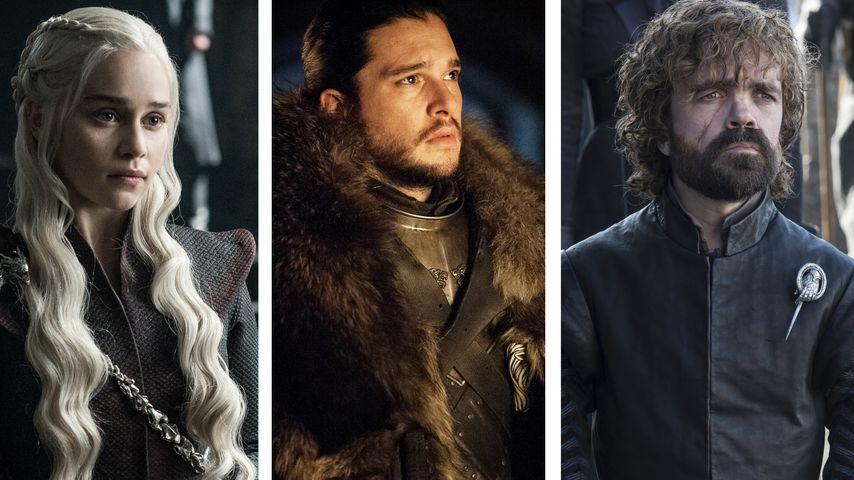 7. Staffel GoT: Die 1. Bilder vom Kampf um Westeros sind da!
